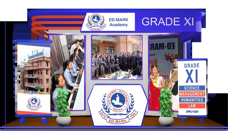 Ed Mark Academy logo